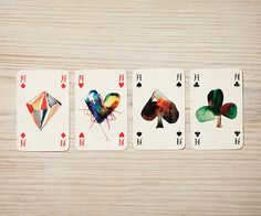 Monja Gentschow's Deck of Cards — Lost At E Minor