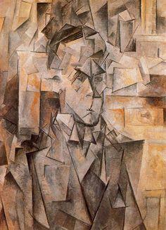 pablopicasso-art: William Uhde, 1910Pablo Picasso