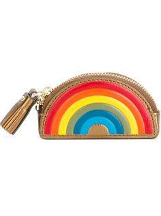 Anya Hindmarch 'Rainbow' coin purse