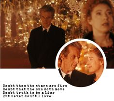 Spoilers for The Husbands of River Song
