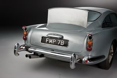 .Aston Martin DB5