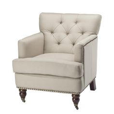 Found it at Joss & Main - Asa Tufted Accent Chair
