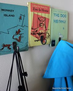 Book Hook at Beyond The Picket Fence