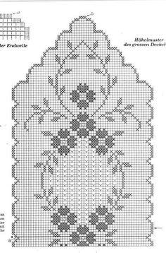 Serwety-crochet - Danuta Zawadzka - Picasa-Webalben