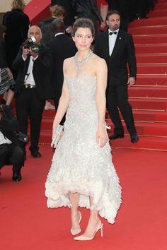 Cannes Weekend: Jessica Biel