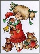 Marianne Design - Clear Stamps - Snoesjes - Hugging Bears