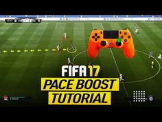 FIFA 17 PACE BOOST TUTORIAL - HOW TO SPRINT ULTRA FAST - BEST SPEED BOOST GLITCH EVER - YouTube