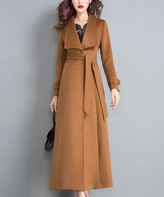 Winter coat,wool coat,designer coat,princess coat,long full length wool jacket plus size winter coat dress coat plus size clothing : Winter coatwool coatdesigner coatprincess coatlong full Winter Coats Women, Coats For Women, Girls Fashion Clothes, Fashion Dresses, Outfit Des Tages, Designs For Dresses, Abaya Fashion, Fashion Coat, Coat Dress
