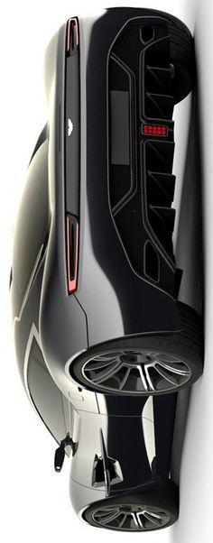Aston Martin DBC Concept by Levon