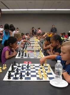 Saturday, August 2, 2014 from 9:30am - 3:30pm at the Main Library is the Children's Summer Chess Tournament. Please register your player before Tuesday, July 22, 2014. Registration forms are available at all library locations, or may be found on the library's website. For more information, call Children's Services at 260-421-1220.