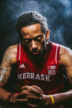 Incredible UNL Basketball Portraits By Wyn Wiley