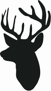 picture regarding Deer Head Silhouette Printable titled Deer Brain Silhouette Printable - Bing visuals Cricut Deer