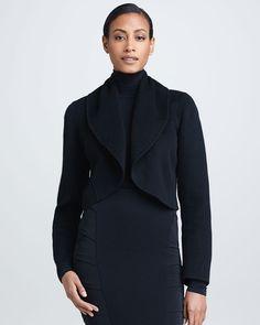http://docchiro.com/donna-karan-shawl-collar-cashmere-cropped-jacket-black-p-1603.html