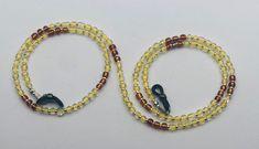 No te pierdas este artículo de mi tienda de #etsy: Collar para tus gafas. Hecho a mano en colores brillantes. Modelo especial Color Plata, Collar, Beaded Bracelets, Etsy, Jewelry, Fashion, Templates, Bright Colors, Color Coordination