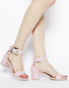 ASOS HARROW Heeled Sandals