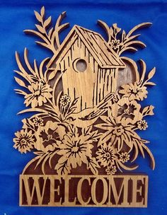 WELCOME - Scrappile Scrolling - User Gallery - Scroll Saw Village
