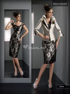 Mother of the Bride Mother of the Bride Dress free jacket lace evening dress New 2015 Mother Of Groom Dresses, Mother Of The Bride, Dresses To Wear To A Wedding, Formal Dresses, Big Girl Fashion, Lace Evening Dresses, Dress Suits, African Dress, Couture Dresses