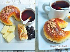 Hayat Cafe » » PATATESLİ AY ÇÖREĞİ   Kolay Pratik Tarifler