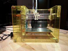 Makibox - affordable 3D Printer