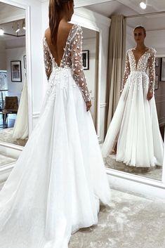 #tomsebastien wedding dress bridal gown 2020 dreams Bridal Collection, Bridal Dresses, Lace Wedding, Florence, Wedding Ideas, Outfits, Dreams, Fashion, Bride Dresses