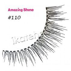 Amazing Shine False Eyelashes #110