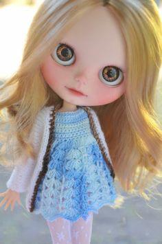 Ooak Custom Blythe Doll Michaela Customized BY Zuzana D | eBay