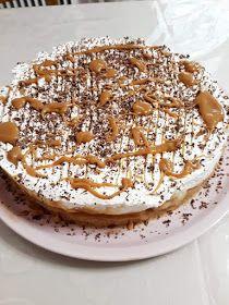Greek Desserts, Sweet Recipes, Tiramisu, Camembert Cheese, Sweets, Bread, Cooking, Health, Ethnic Recipes