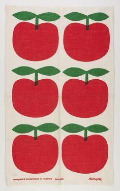 Tea Towel, John Rodriquez 1970