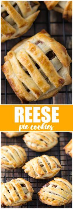 Reese Pie Cookies -