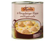 COQUETTE 4 Königsberger Klopse und Kapernsoße 1