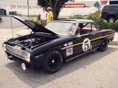 .we Mustang people owe a debt to the Ford Falcon