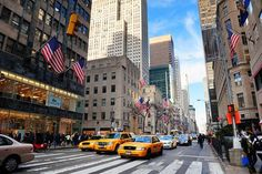 Top+5+Shopping+Spots+in+New+York+City