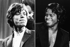 Interview with Mick to James Brown!