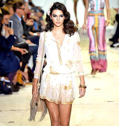 Kendall Jenner is officially the youngest member on the highest-paid models list, earning $4 million a year.