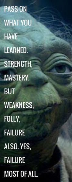 #starwars #quotes #yoda