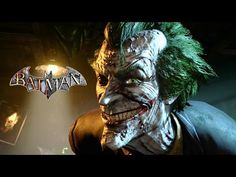 Batman Arkham Asylum and Arkham City remastered launches today!