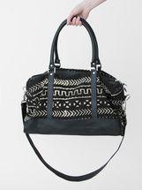 Tribal Weekender Bag.