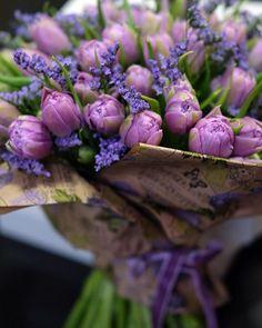 Тюльпаны де Пари вам в воскресную ленту!!! #7ойлепесток #букет #доставкацветовсмоленск #цветывсмоленске #заказатьбукет