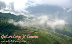 GuiLin tour--LongJi  Terraces www.WestChinaGo.com  info@WestChinaGo.com