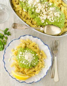 Recipe: Broccoli & Feta Pesto — Recipes from The Kitchn