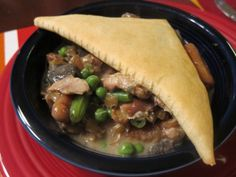 chicken (crock) pot pie