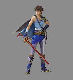 Bartz Klauser from Dissidia: Final Fantasy (2015)