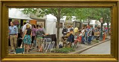 Fall Rittenhouse Square Fine Art Shows kick-off Fri. Sept, 14 - 16. #SEPTA Routes: 4, 17, 21, 33, 38, 42, 48, Market-Frankford Line, Broad Street Line
