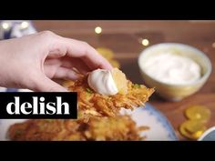 Classic Latke Recipe - Delish.com