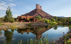 16. Gateway Canyons Resort & Spa, Gateway, Colorado Score: 97.00 More information, gatewaycanyons.com