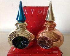 Embalagens Natalinas do Avon nos Anos 70 - Nostalgiarama