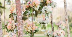 5 Creative Wedding Flower Trends   Wedding flowers, Flower Crowns and Destination Weddings