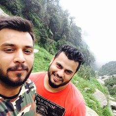 #longawaitedtrip #trip #with #friends #heaven #on #earth #nature #naturalbeauty #mountains #travel #travelblogger #travelphotography #triund #camping #trekking #friendsforever #selfie Natural Beauty from BEAUT.E