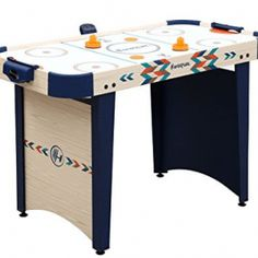 Harvil 4 Foot Air Hockey Game Table for Kids and Adults with Electronic Scorer, Free Pushers and Pucks, Orange Air Hockey Games, Mini Arcade, Plastic Tables, Table Games, Game Tables, Adult Games, Good And Cheap, Fun Games, Game Room
