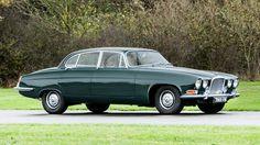 Ex-Sir William Lyons,1961 Jaguar Mark X Saloon - Chassis no. 300044BW